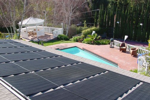 Solar Pool Heater Solar Energy Facts
