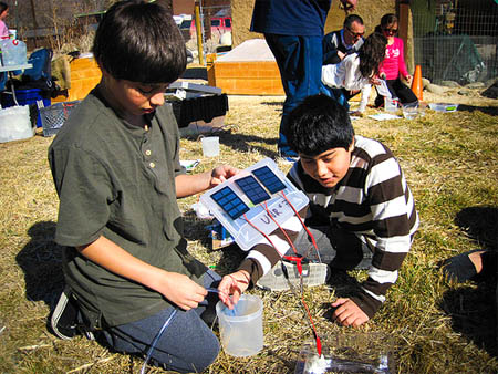 Solar Energy Facts for Kids