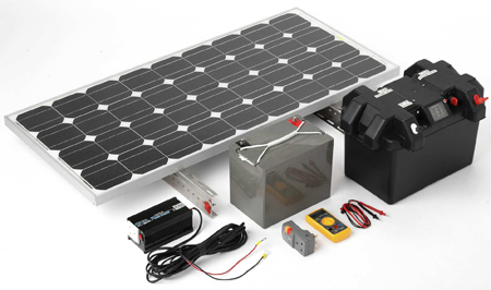 Solar Energy Kits