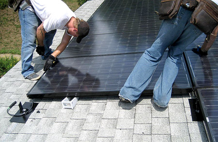How Solar Panel Installation Works