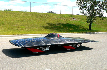 Solar Cars Are Pretty Awesome