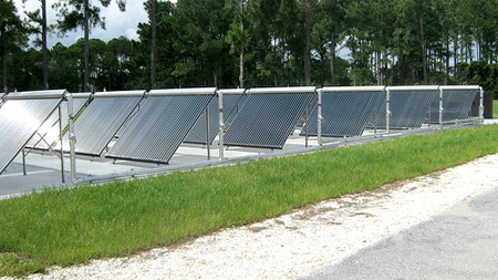 Solar Thermal – How It Works