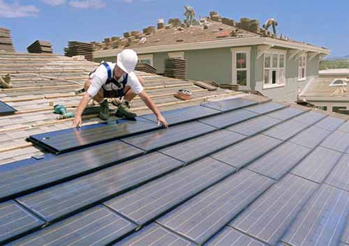 How to build your own solar panel at home