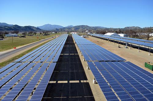 Solar Energ - California